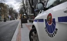 Le pillan robando un bar en Bilbao y descubren que tiene 18 arrestos previos