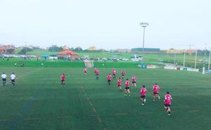 El Gernika de rugby pierde en el estreno en Santander