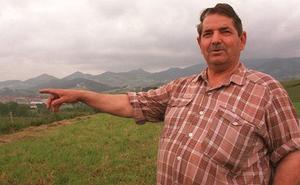 Muere a los 83 años Jacinto Sagarna, el pastor del Gorbea