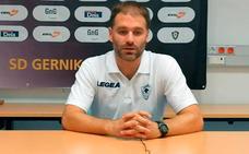 «Siento orgullo de este equipo», proclama Urtzi Arrondo (Gernika)