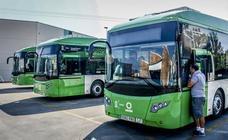 Vitoria estrena autobuses híbridos