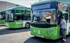 Vitoria estrena sus primeros autobuses híbridos