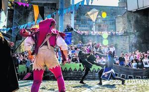Nuevos espectáculos y más espacio para los niños en el Mercado Medieval