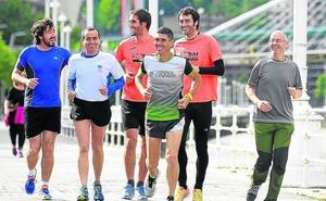 La primera carrera de empresas de Bilbao se celebrará este mes junto a la Ría