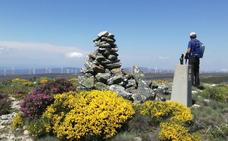 Ruta Cumbre de la Laguna (1.857 m.) y El Cabril (1.857 m.)