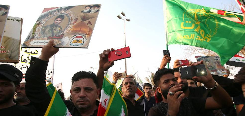 La estrangulación de Irak