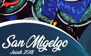 Programa de fiestas de Basauri 2018: San Miguel Jaiak