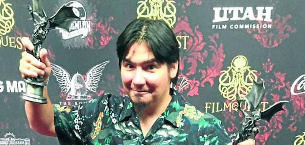Paul Urkijo: «Que vean tu película en Estados Unidos sienta el doble de bien»
