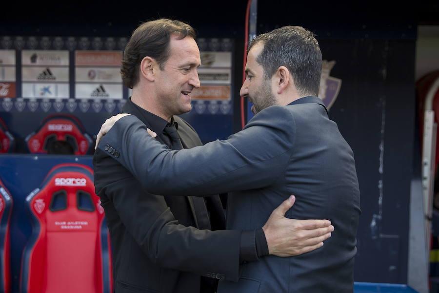 Joseba Etxeberria, destituido como técnico del Tenerife: «Ha sido un honor»