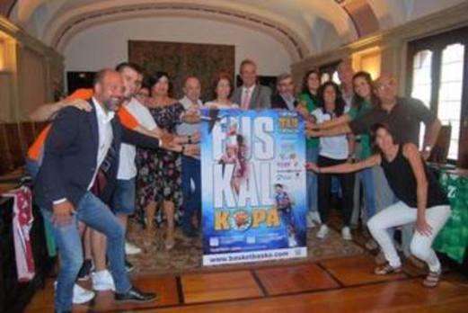Bilbao Basket se jugará el pase a la final de la Euskal Kopa el sábado en Durango