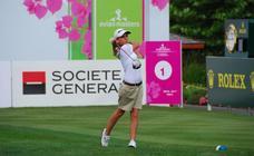 Celia Barquín, una vida dedicada al golf
