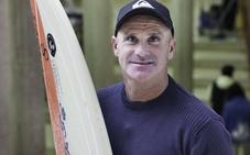 La gran ola del surfista ciego de Zarautz
