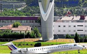 Air France refuerza su apuesta por Loiu y aumenta un 30% las plazas para volar a París