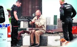 La Ertzaintza requisa cuatro escopetas al acusado de herir a un joven en Berriatua