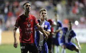 Joseba Garmendia busca su sitio