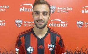 Ander Gayoso (Arenas): «Nunca había marcado un gol olímpico»