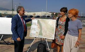 Un nuevo bidegorri permitirá a los ciclistas circular desde El Arenal hasta Erandio en dos meses