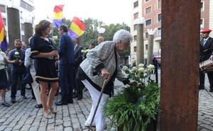 La Diputación y las Juntas de Álava homenajean a las víctimas del franquismo