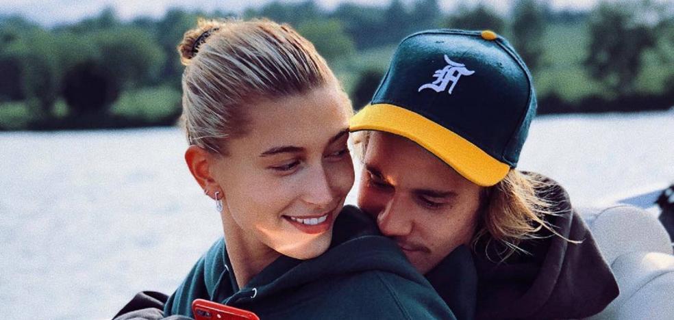 Justin Bieber se casa en secreto con Hailey Baldwin