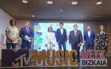 La gala de los MTV estará precedida por una semana de música gratis en Bilbao, Barakaldo, Durango y Getxo