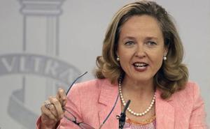 Calviño prevé que el desempleo en España será del 15% a finales de 2018