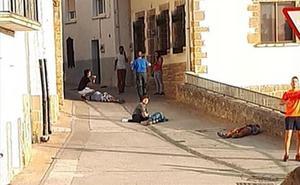 Una ruptura conyugal, detonante del tiroteo que se saldó con tres fallecidos en Navarra