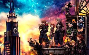 Kingdom Hearts 3 calienta motores con un nuevo tráiler y deja ver su carátula