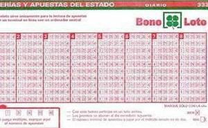 Un único acertante de Rentería gana 2,2 millones con el Bonoloto