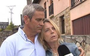 La madre de Celia Barquín: «¡Qué mala suerte ha tenido mi niña!»