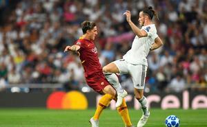 En directo, Real Madrid-Roma
