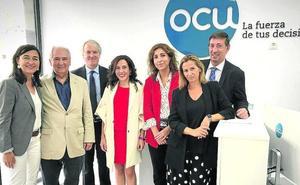 La OCU abre en el centro de Bilbao su primera oficina fuera de Madrid