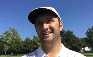 Rahm, en el trampolín de la Ryder Cup