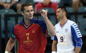 Pablo Urdangarin sigue la estela de su padre en el balonmano