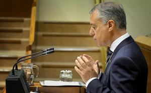 Urkullu defiende una España «confederal» que emule la «democracia plurinacional» de Europa
