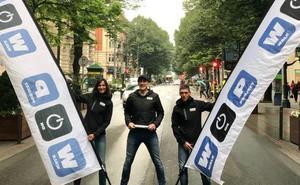 Walk On Proyect intentará batir este sábado en Bilbao el récord mundial de maratón por relevos