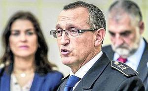 Vitoria busca comisario tras la renuncia de Vicho