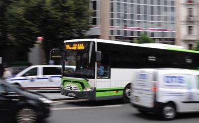 Tres líneas de Bizkaibus contarán con paradas a demanda para mujeres