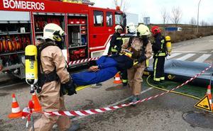 Miranda convoca cinco plazas de bombero que se sumarán a los 37 ahora en plantilla