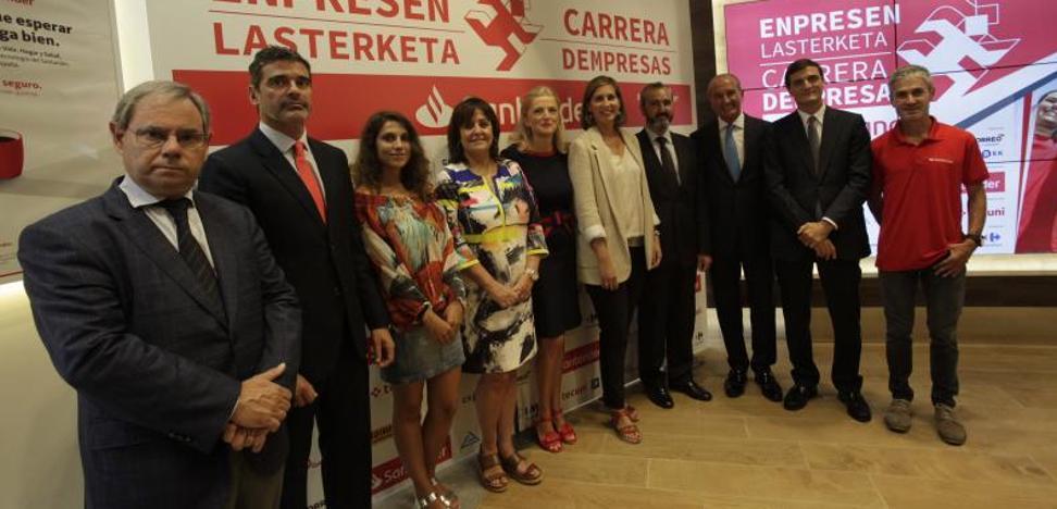 Un reto para conocer a la empresa más veloz de Bizkaia
