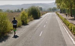 La Policía logra identificar a un varón hallado inconsciente en Armentia gracias a un compañero de trabajo