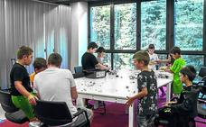 Humor, fiesta de la empanada y robótica juvenil, este fin de semana en Ermua