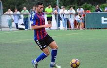 Jorge Cortés (Leioa): «Voy a trabajar más duro para que el entrenador cuente conmigo»