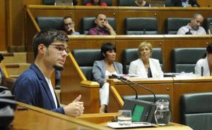 Martínez presenta a un Urkullu alejado de la realidad: «Espero que nadie le compre esta mercancía averiada»