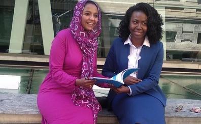 Tres científicas africanas investigan en Bizkaia becadas por la Diputación