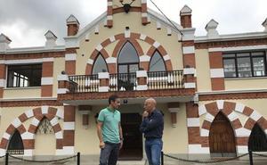 El antiguo matadero de Muskiz reabre como un restaurante-escuela
