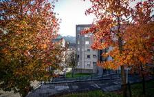 Un otoño cálido pero lluvioso en Euskadi