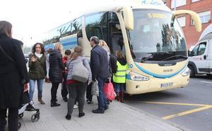El Gobierno vasco retira el transporte escolar a los niños de 2 años