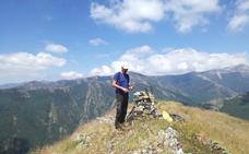 Ruta Sanchón (1.655 m.) y Pico de las Manzorrillas (1.571 m.)