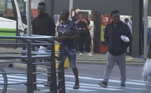 2.700 migrantes en tránsito han llegado a Bizkaia este verano