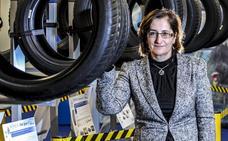 Robina deja Michelin Vitoria para convertirse en la máxima responsable de la firma en España